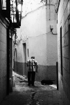typical street of Sevilla, 2009 | photography